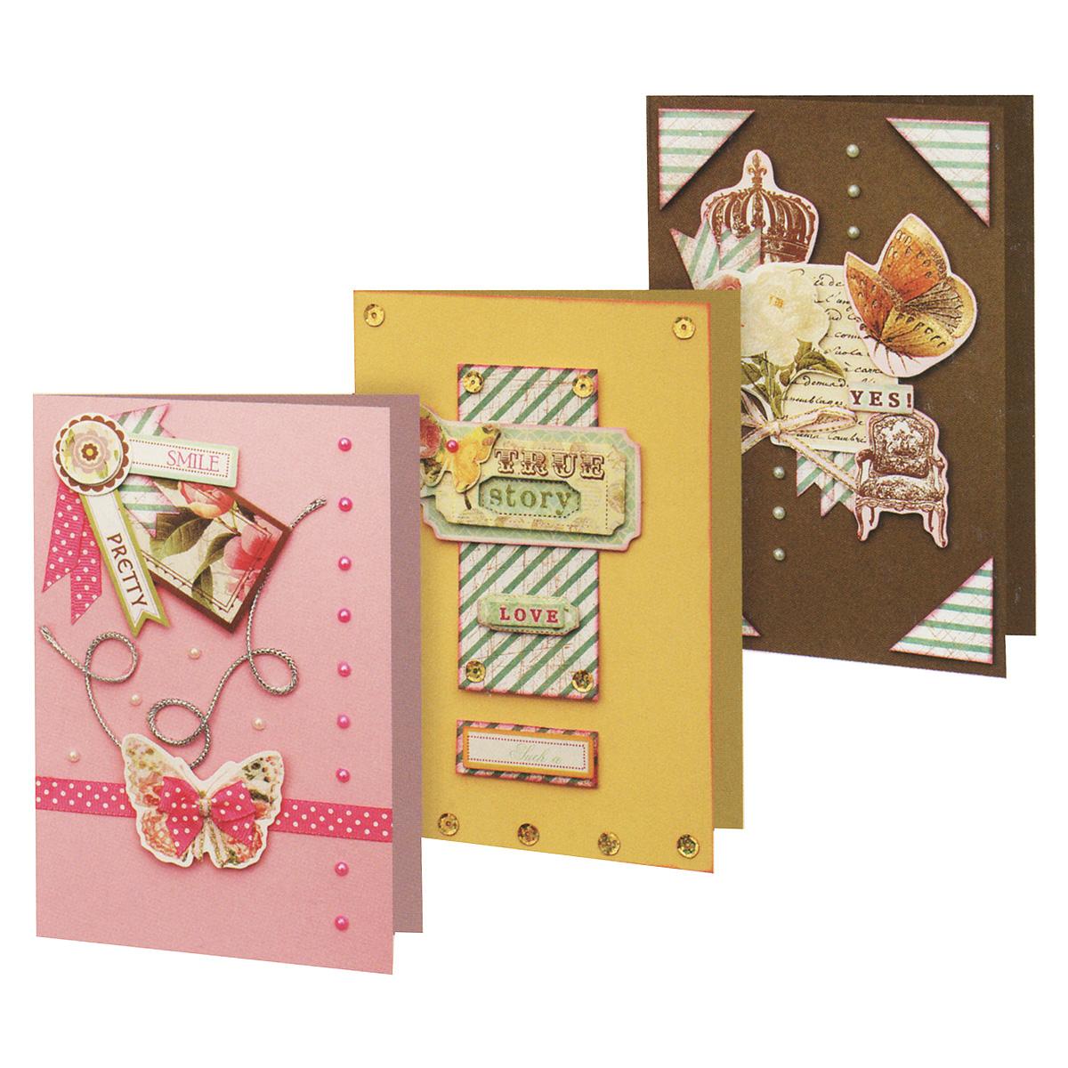 Готовые наборы для открыток